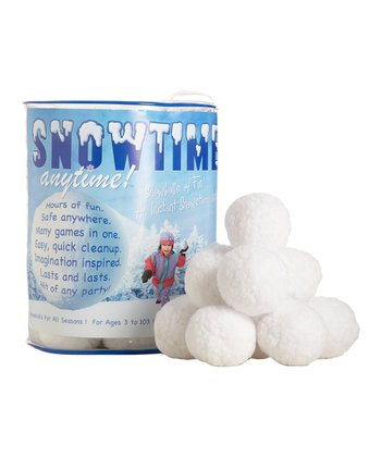 Tub of 20 Snowballs