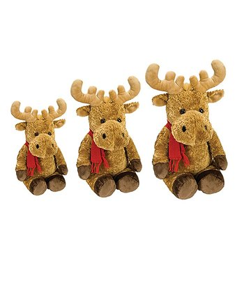 Moose Family Set