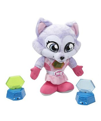 Skye the Night Guardian Light-Up Bedtime Pal Set