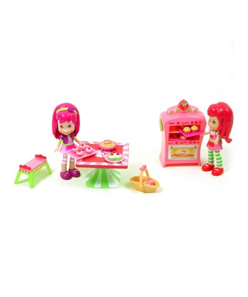 Strawberry Shortcake Baking Play Set