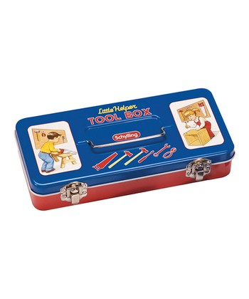 Tin Tool Box Set