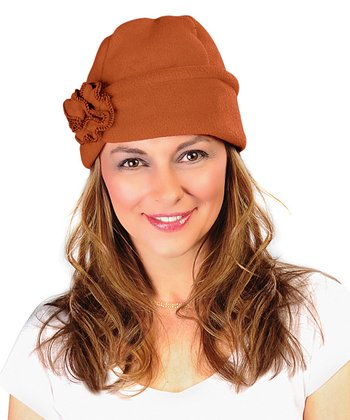 Pumpkin Sweet Petunia Hat