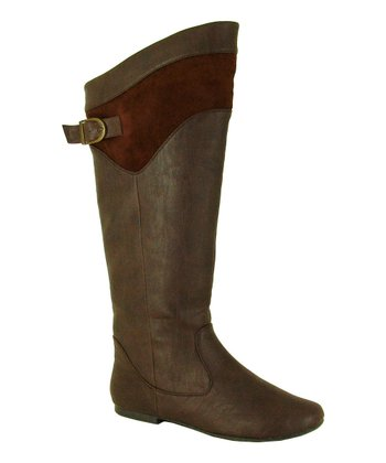 Brown Neo Calf Boots