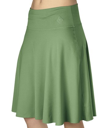 Grass Cascade Skirt - Women