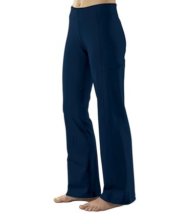 Navy Rockin Pants - Women
