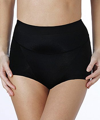 Black Sculpting Boyleg Briefs - Women & Plus