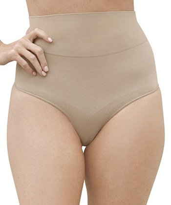 Nude Léger Mid-Waist Shaper Briefs - Women & Plus
