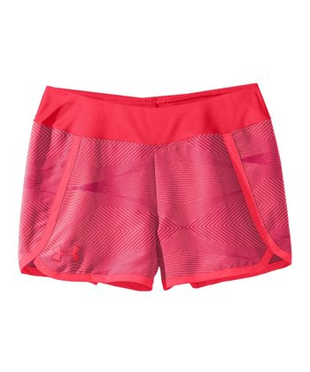 Reflection UA Ripping 3'' Shorts - Girls