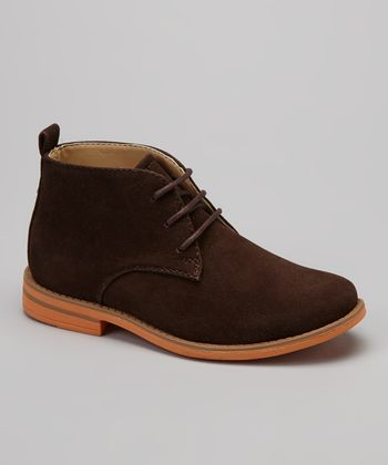 Brown Chukka Boot