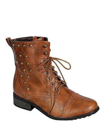 Camel Alice Boot