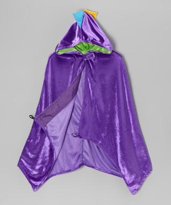Purple Dragon Cloak