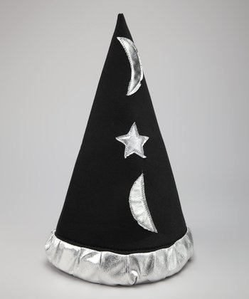 Black Wizard Hat