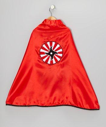 Red Ninja Cape