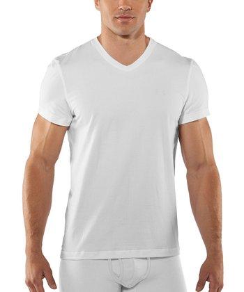 White Charged Cotton® Undershirt