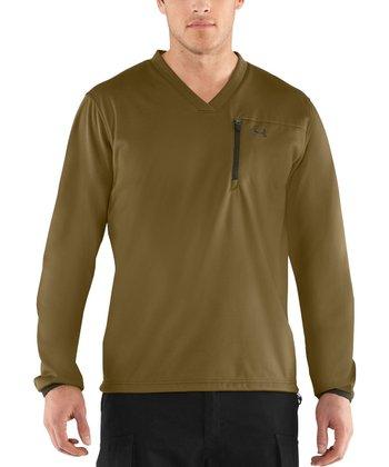 Drab Gust Breaker Pullover - Men & Tall