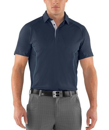 Wire HeatGear® Flyweight Mesh Polo - Men & Tall
