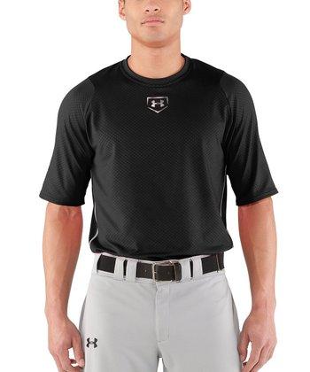Black Diamond Armour™ Baseball Short-Sleeve Top - Men & Tall