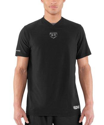 Black Coldblack® CTG Short-Sleeve Top - Men & Tall