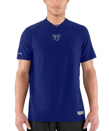 Royal Blue Coldblack® CTG Short-Sleeve Top - Men & Tall