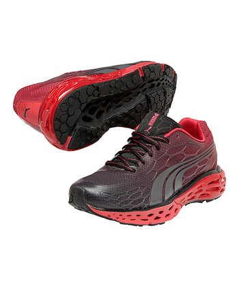 Black & Virtual Pink Bioweb Elite V2 Running Shoe - Women