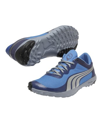 Brilliant Blue Lite Hike Running Shoe