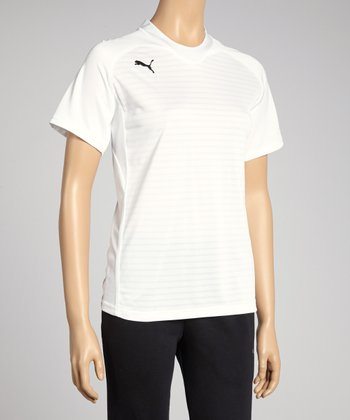 White Manchester Shirt - Women