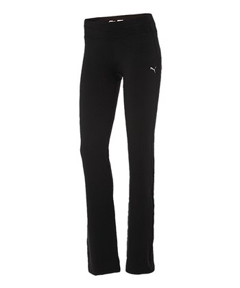Black TP Slim Pants