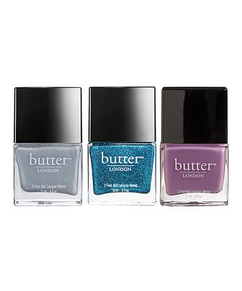 Dodgy Barnett, Scallywag & Scoundrel Nail Polish Set