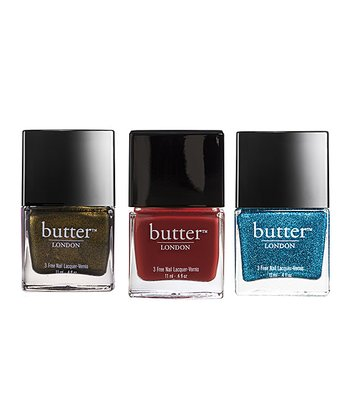 Wallis, Old Blighty & Scallywag Nail Polish Set