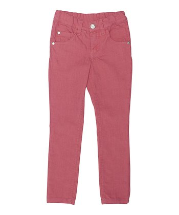 Raspberry Gino Pants - Toddler & Girls