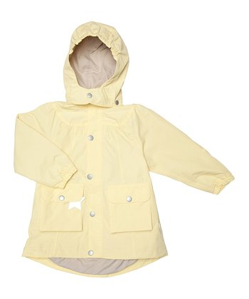 Mellow Yellow Wilda Jacket - Girls