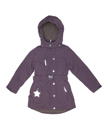Vintage Violet Wibby Jacket - Girls