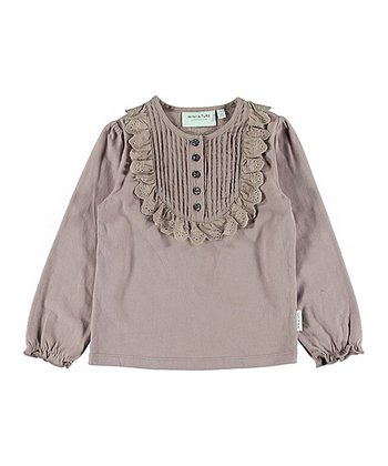 Quail Purple Didda Top - Infant & Girls