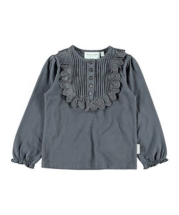 Ombré Blue Didda Top - Infant & Girls