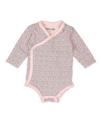 Lotus Rose Ydun Wrap Bodysuit - Infant