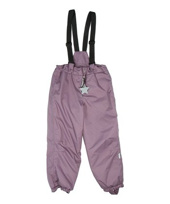 Purple Sage Nemo Suspender Snow Pants - Infant & Girls