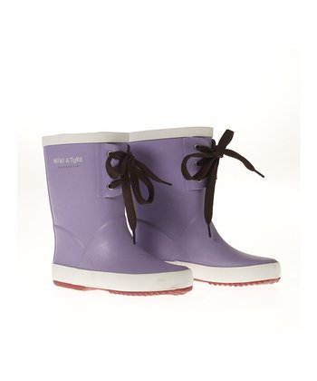 Purple Sage Jerry Rain Boot