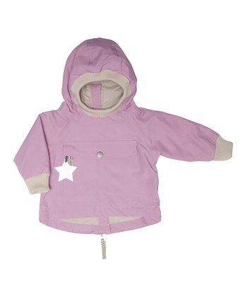 Mauve Orchid Vito Coat - Infant