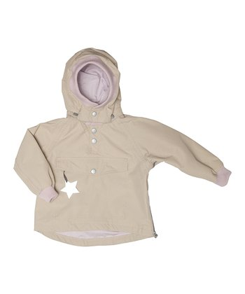Pastel Rose Vito Coat - Girls