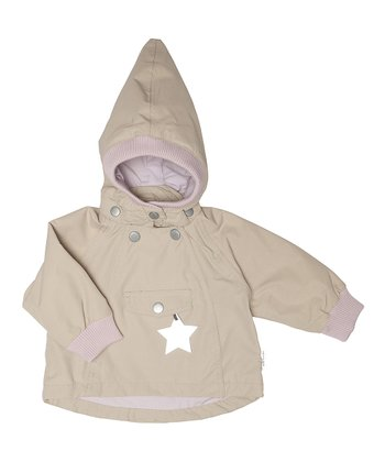 Pastel Rose Wai Coat - Infant