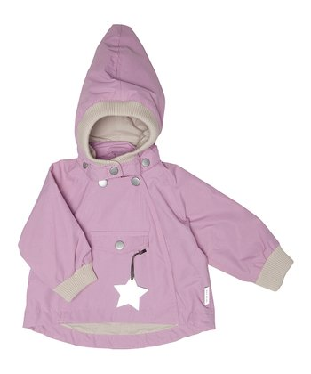 Mauve Orchid Wai Coat - Infant