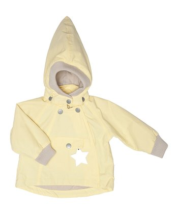 Mellow Yellow Wai Coat - Toddler & Girls