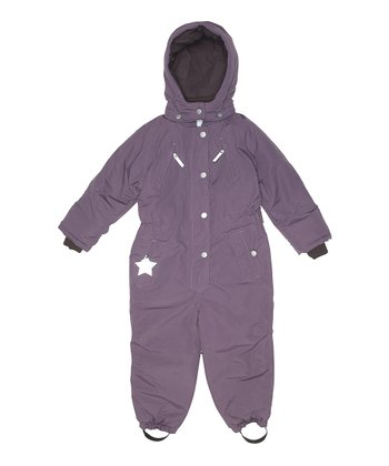 Vintage Violet Wanni Snowsuit - Toddler & Girls