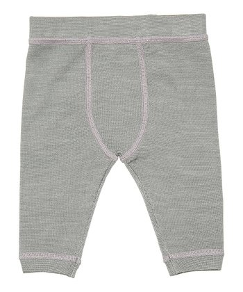 Nirvana Purple Hou Wool Pants - Infant