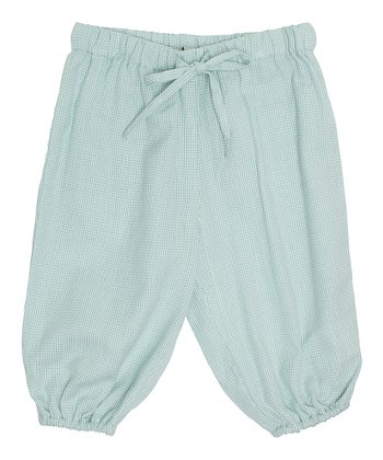 Aquifer Green Lenius Bloomers - Infant