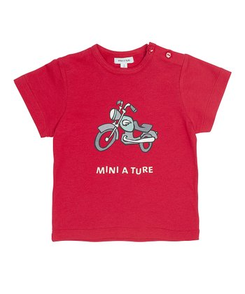 Tango Red Motor Bike Tee - Infant