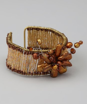Brown Roxy Cuff