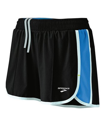 Black & Neptune Epiphany Stretch Short II - Women