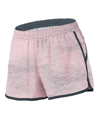 Petal Mist Versatile Low-Rise Woven Shorts - Women