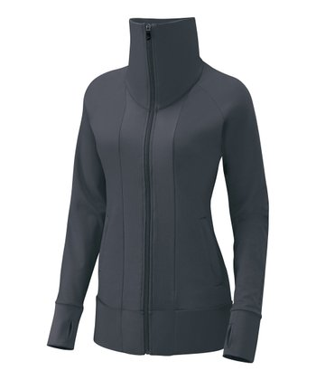 Anthracite Glycerin Jacket II - Women